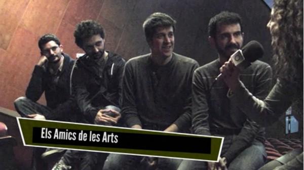 Sabadellenvivo.es: Entrevista a Els Amics de les Arts