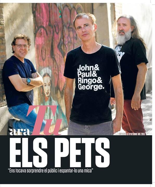 Diari Ara: Entrevista a Els Pets