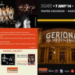 Geriona a Barcelona: Programa de ma, exterior