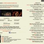Geriona a Barcelona: Programa de ma, interior