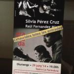Sílvia Pérez Cruz i Raül Fernandez: entrades exhaurides